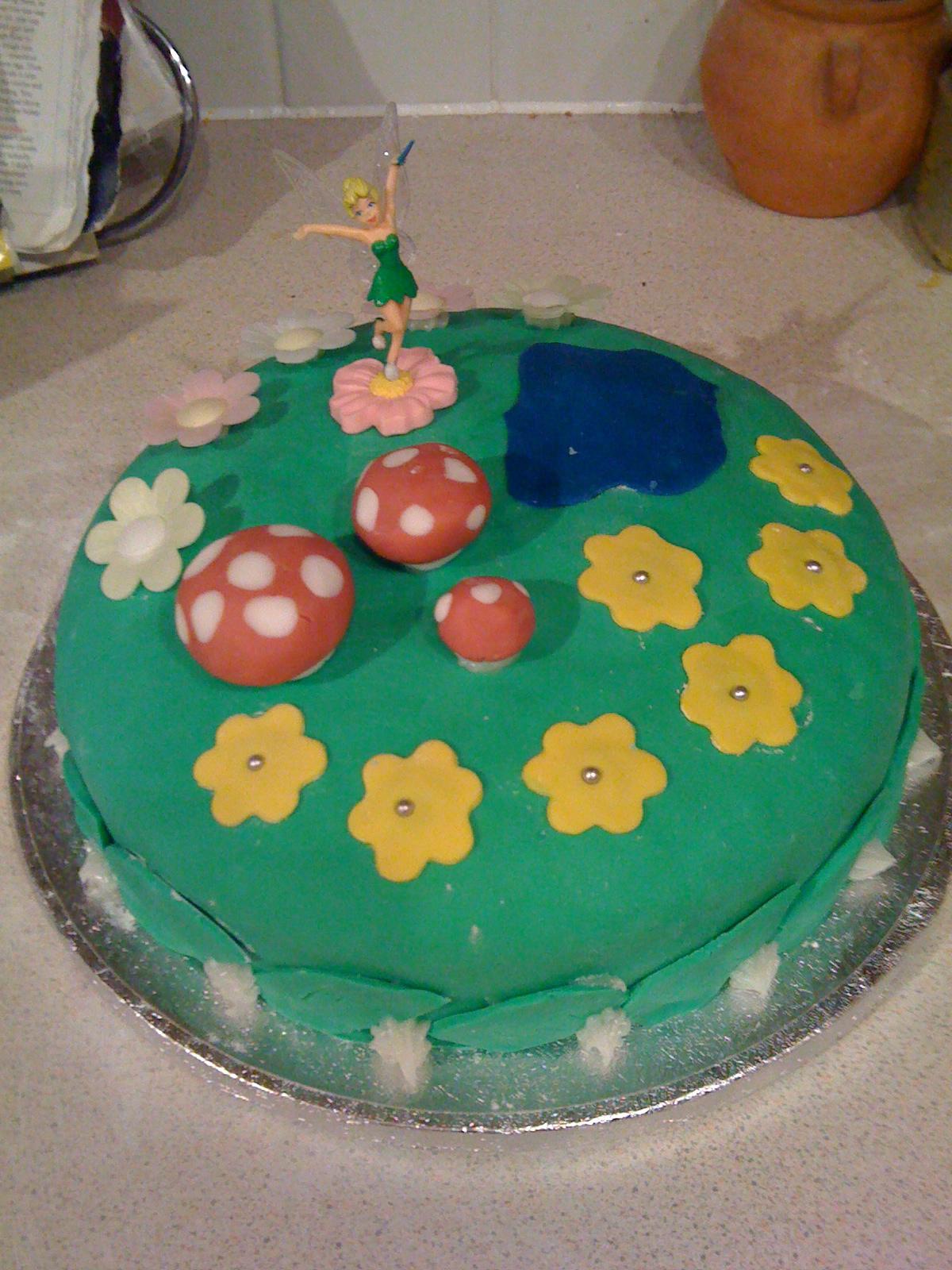 Egg Free Birthday Cake Supermarket