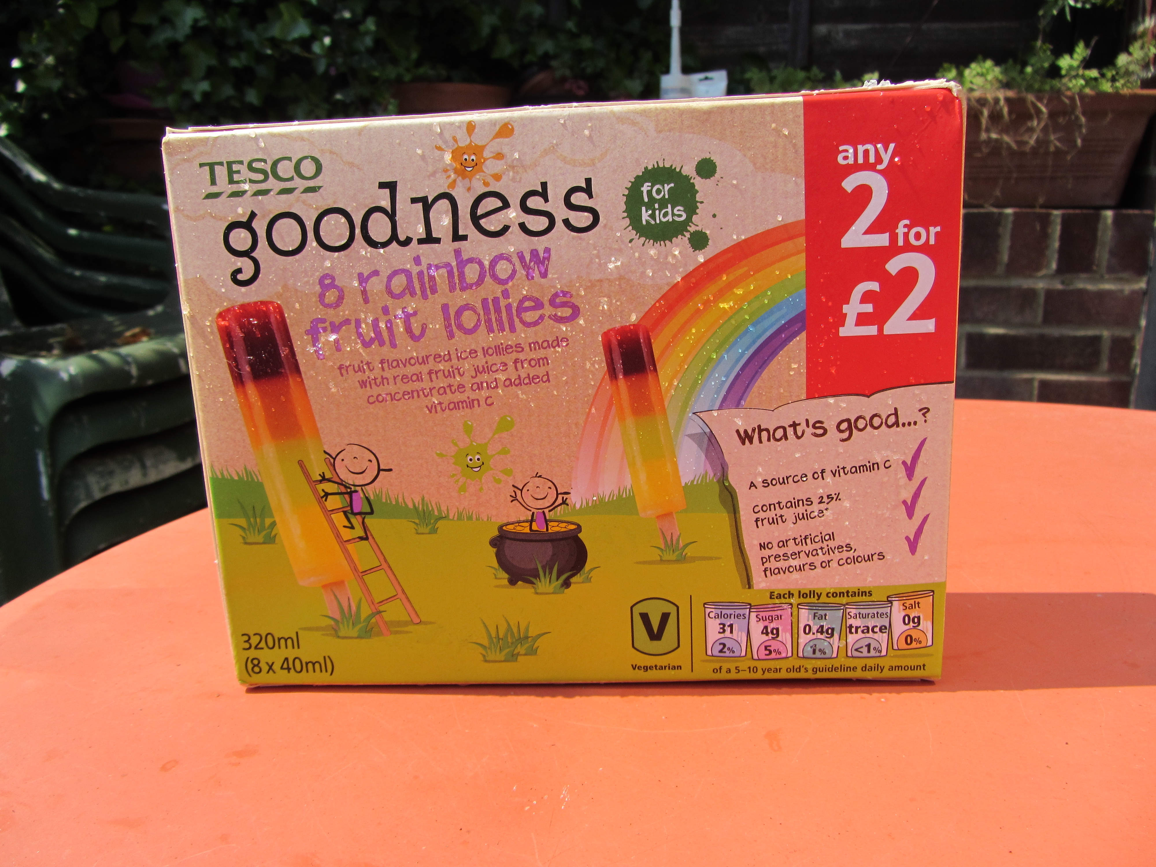 Ice Lollies Uk Brands And Why Tesco Come Out On Top Again