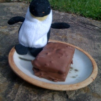 P... P... P... Pick Up a Dairy-free Penguin Bar