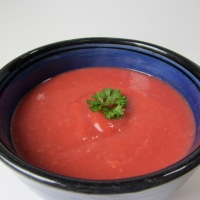 Beetroot, Parsnip and Horseradish Soup