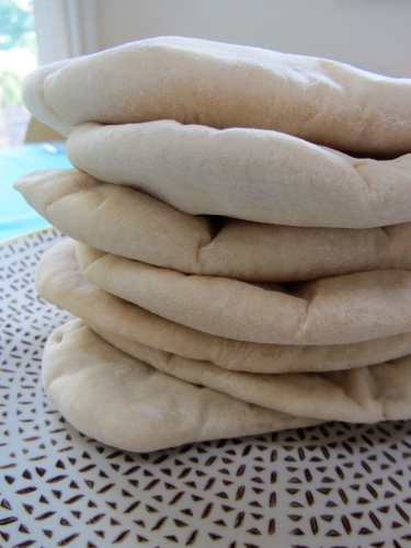 home baked pitta bread lucys friendly foods 375 x 500 · jpeg