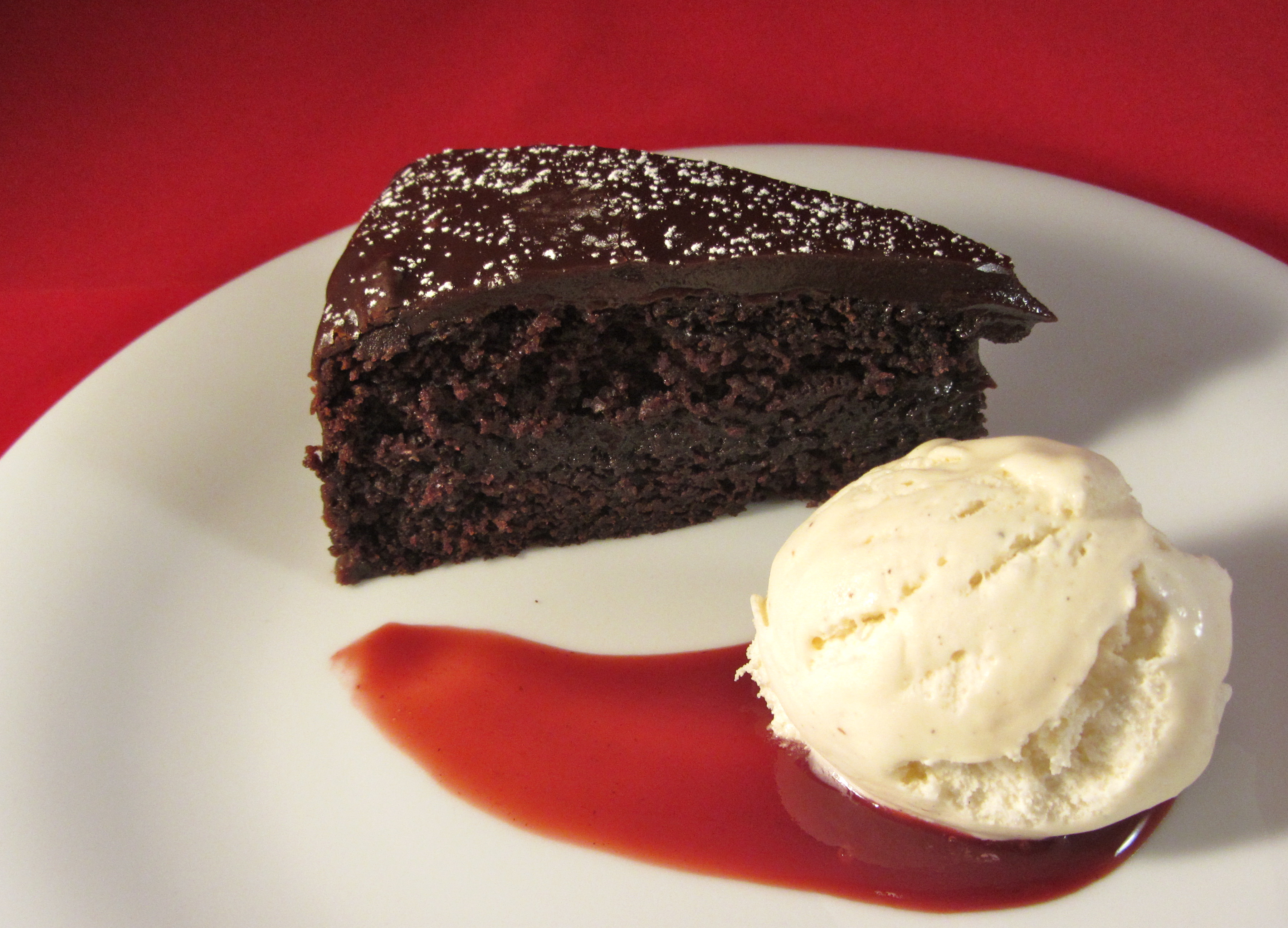 Devil's Food Cake AKA the Best Chocolate Cake in the World ...
