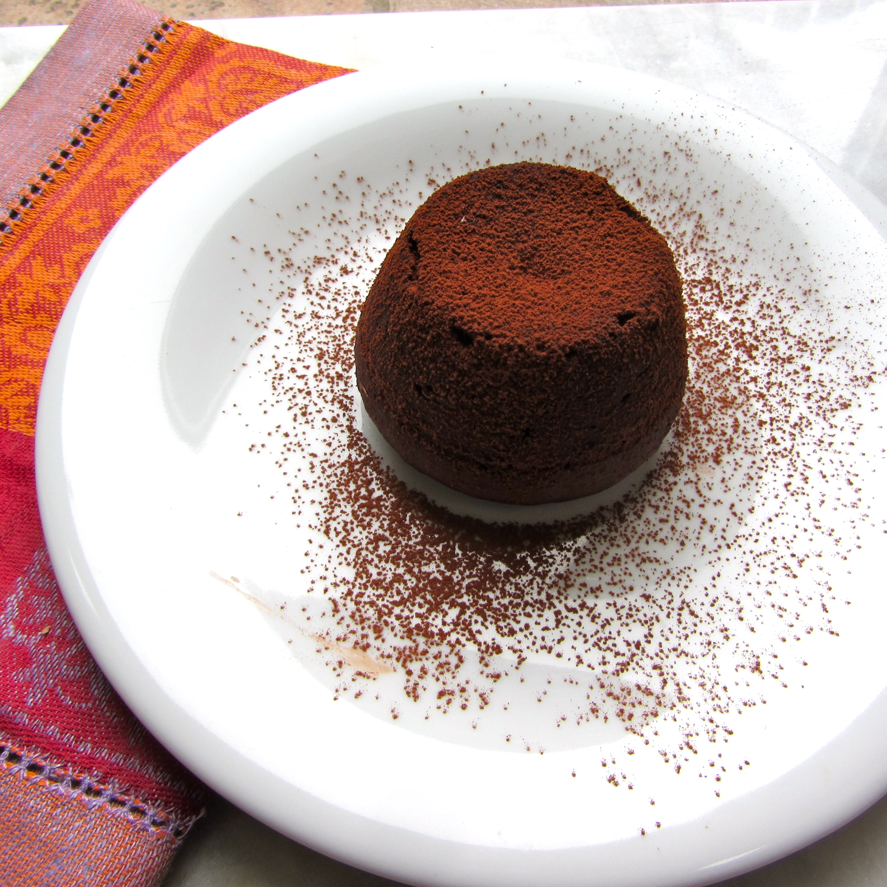 Chocolate Fondant (also known as Molten Lava Cake) – Lucy's ...