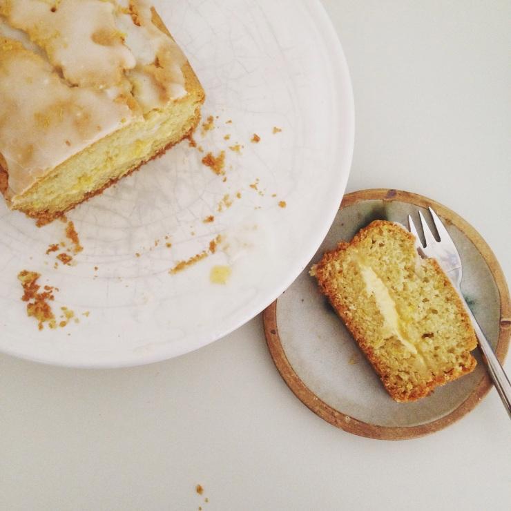 egg-free dairy-free lemon cake