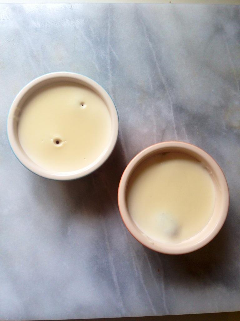 dairy-free set cream