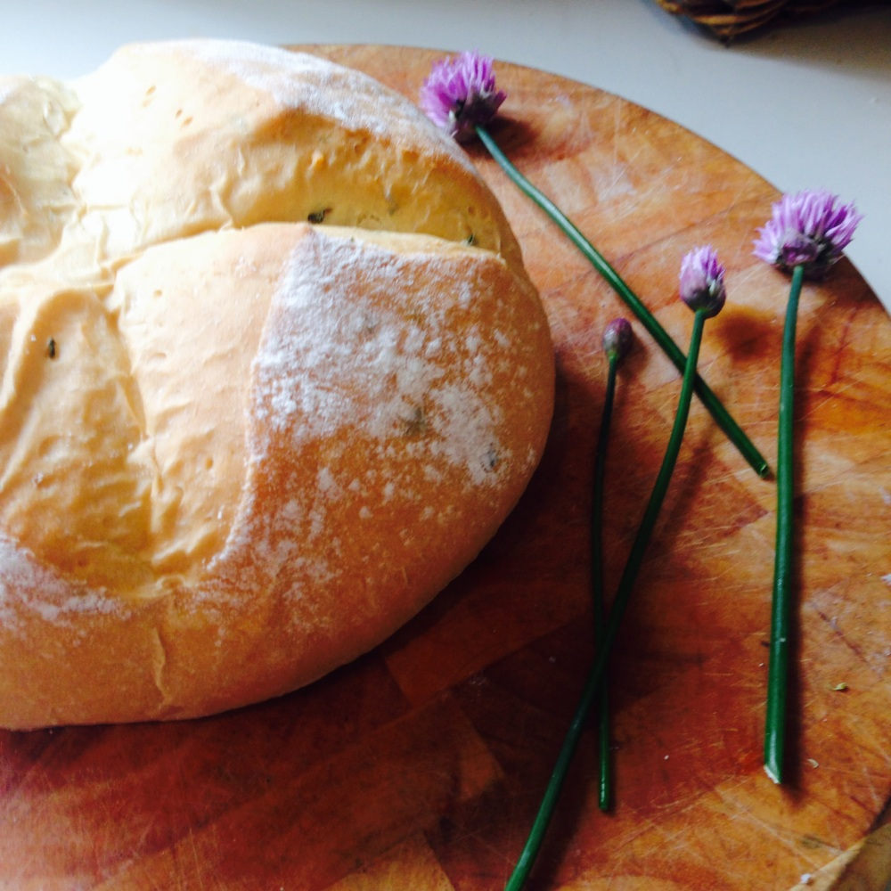 Chive bloomer