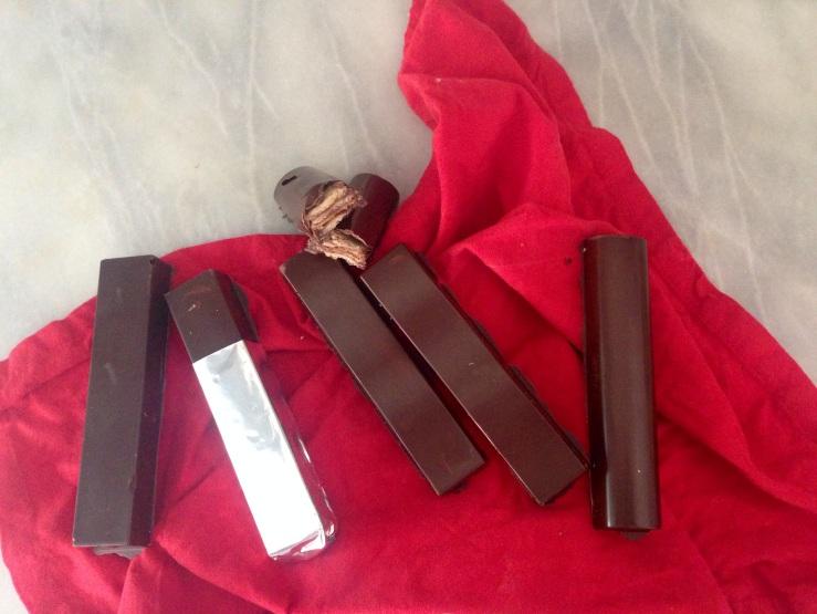dairy-free, nut-free KitKat