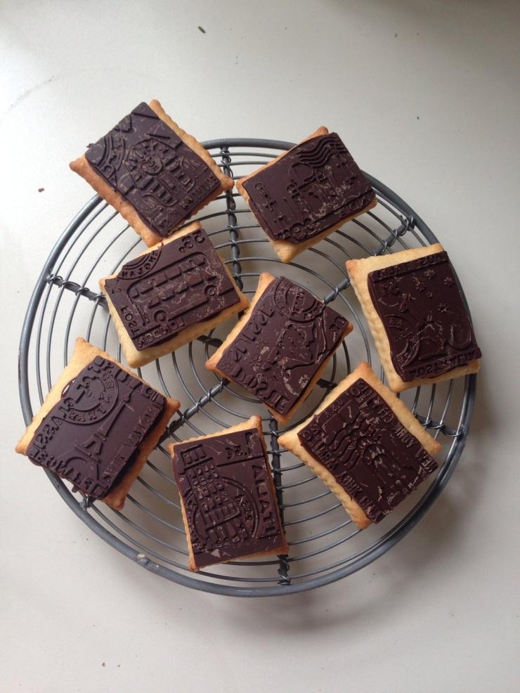 vegan chocolate biscuits