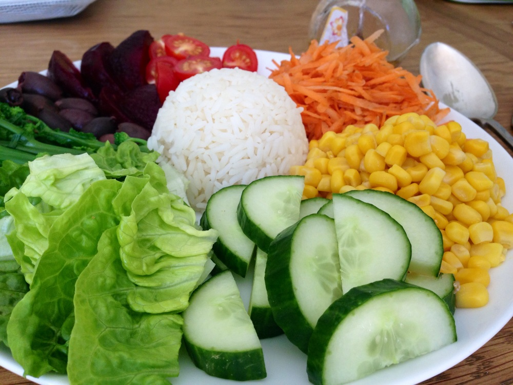 salad for children