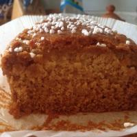 Sticky syrup cake