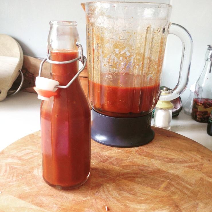 chipotle chilli sauce