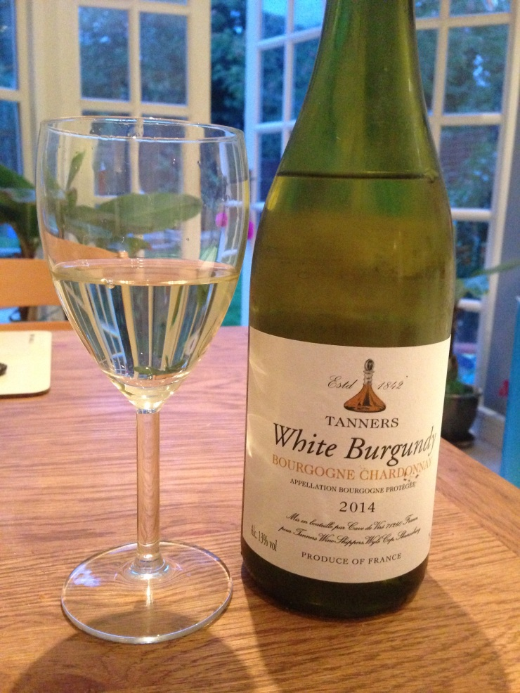 Tanners White Burgundy