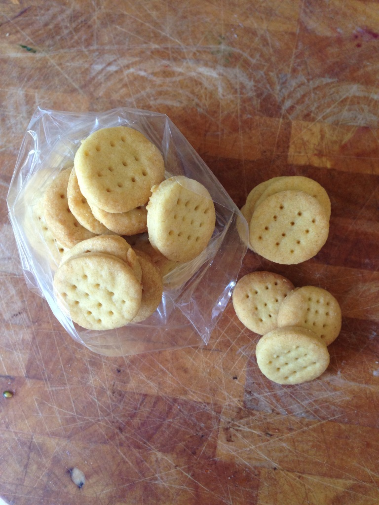 homemade dairy-free mini cheddars