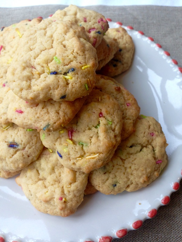 cold busting vegan cookies