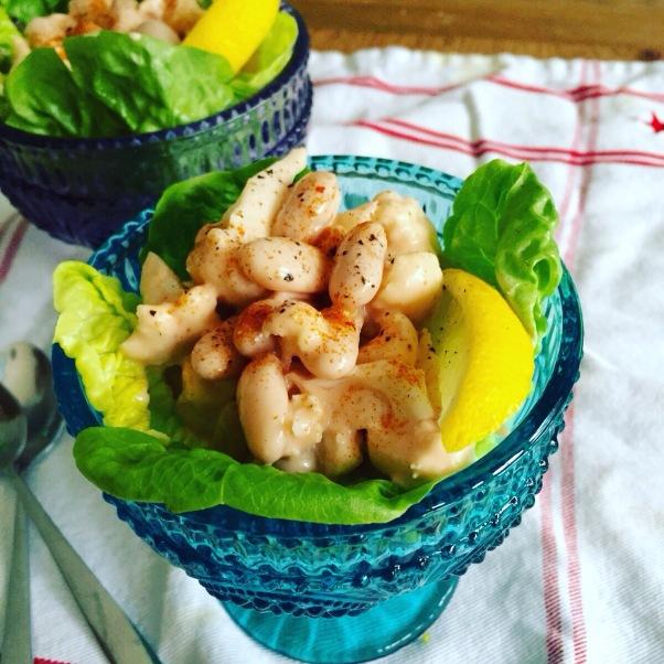 vegetarian prawn cocktail