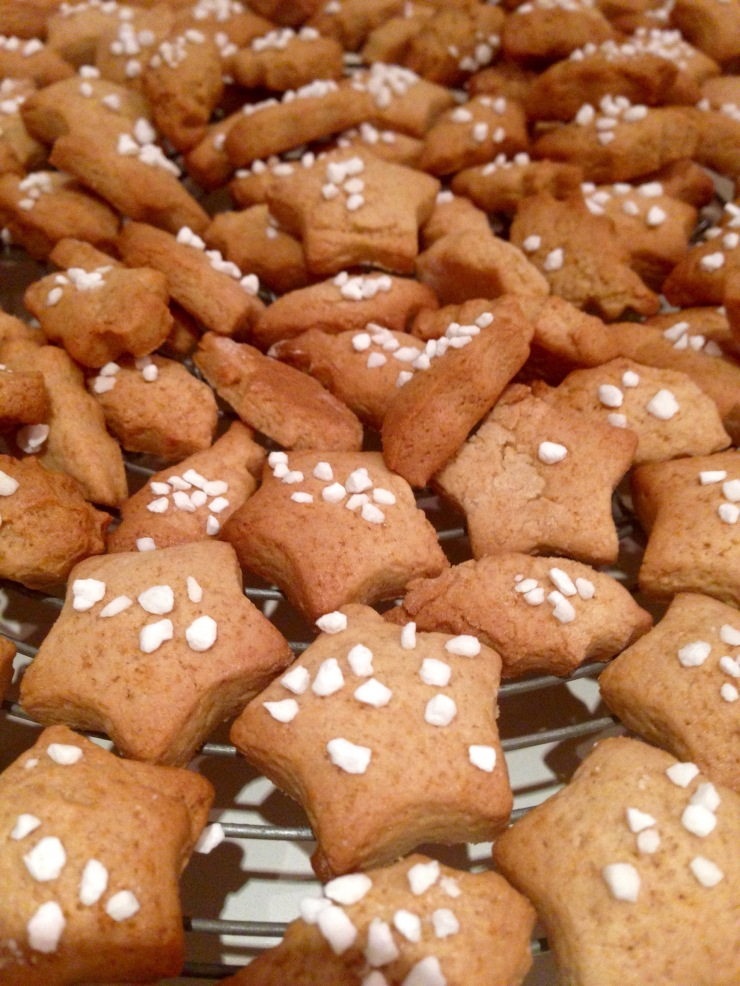 egg-free gingerbread