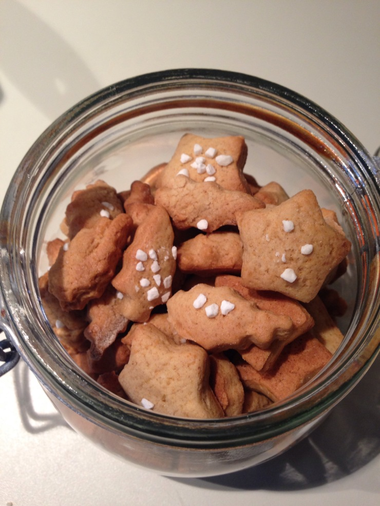 dairy-free, egg-free gingerbread