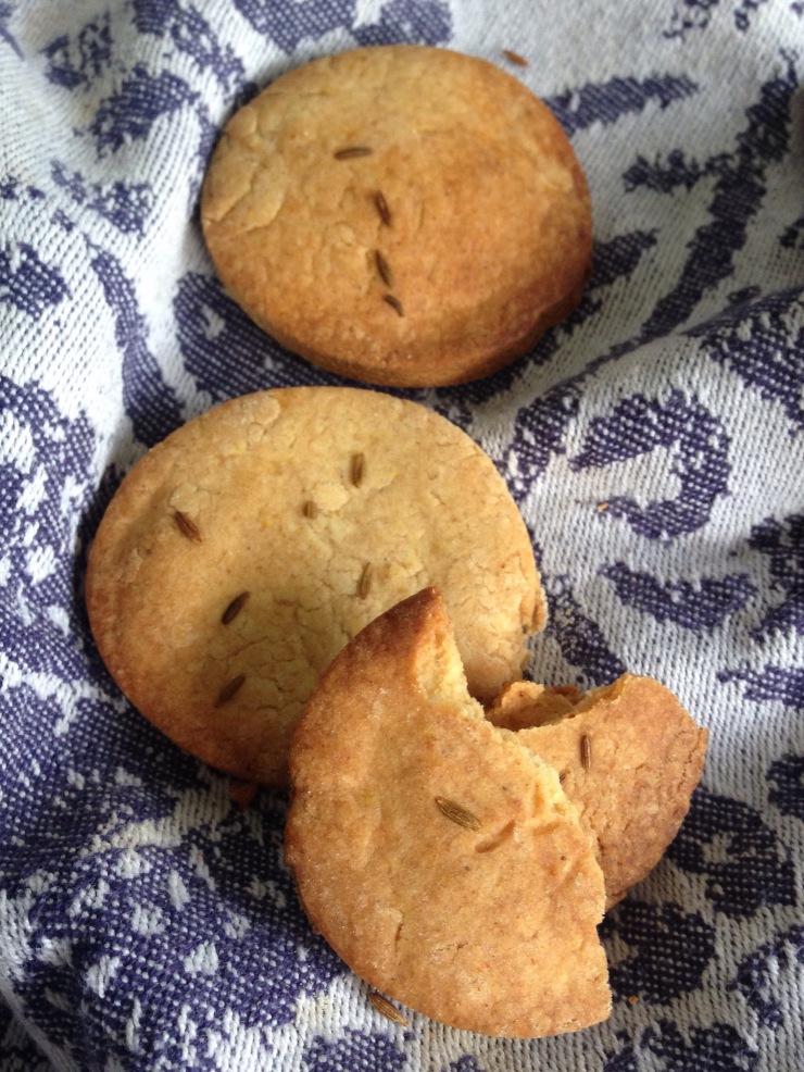mango chutney crackers, dairy-free