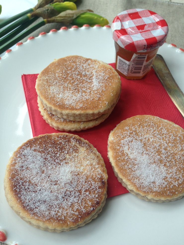 dairy-free, egg-free welsh cakes
