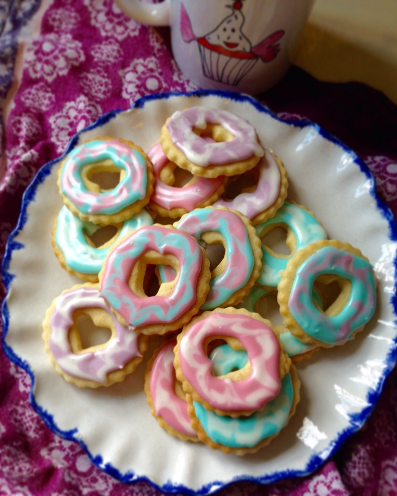 dairy-free party rings