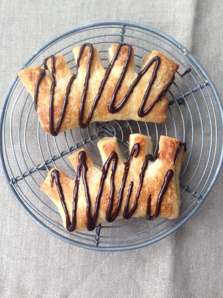 cheats danish pastries, dairy-free