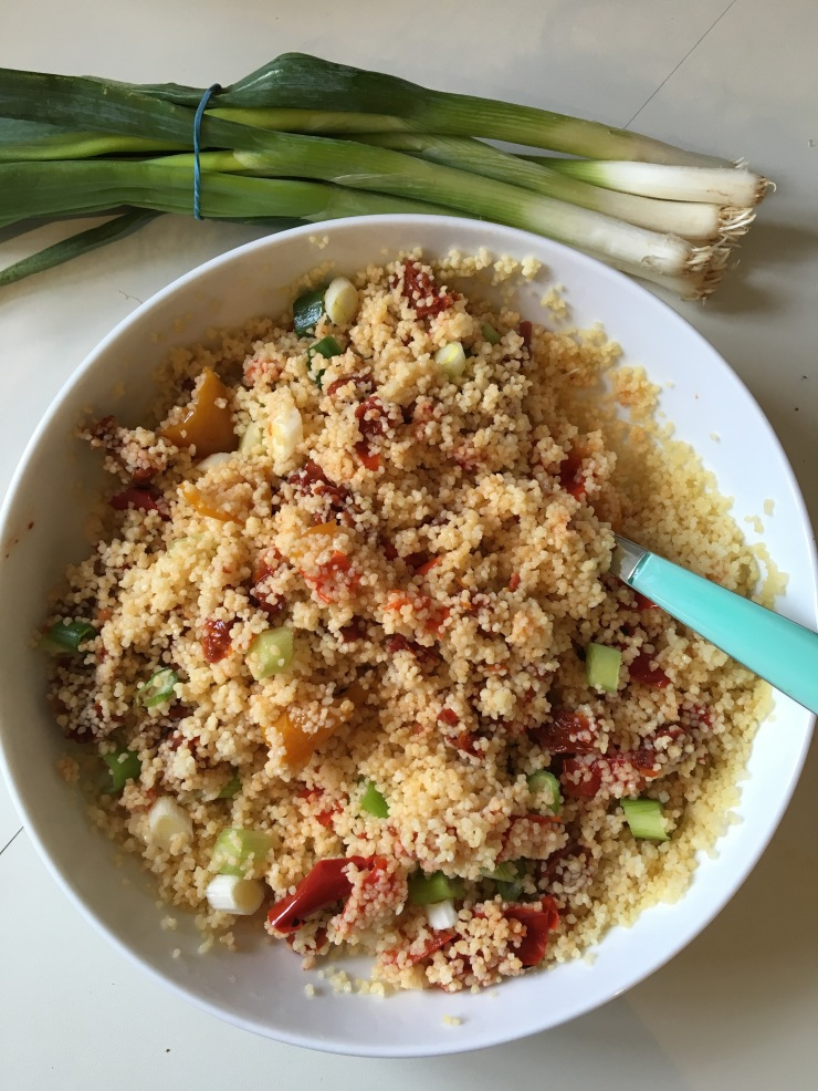 dairy-free couscous