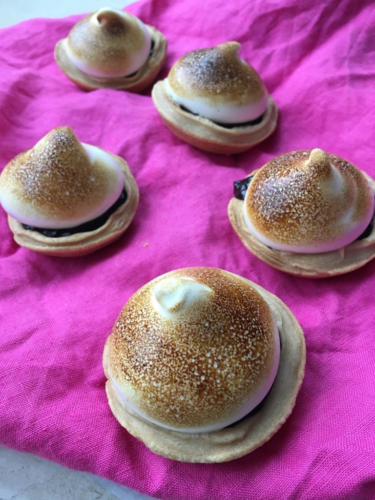 vegan meringue pies