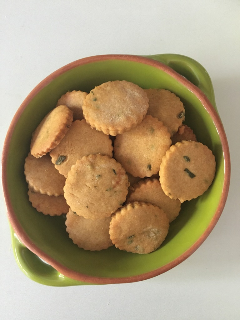 free-from savoury biscuits