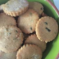 Super Easy Savoury Crackers