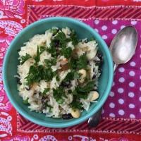 Coronation Rice Salad