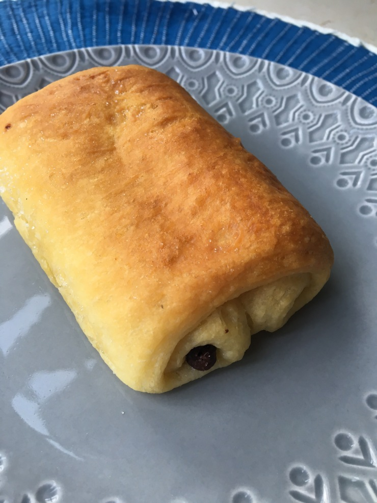 pain au chocolat, no milk, no eggs , no nuts