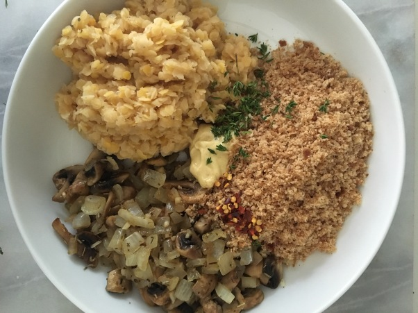 vegan swedish meatball mix