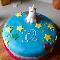 The Best Chocolate Birthday/Celebration Cake (dairy, egg, soya and nut-free)
