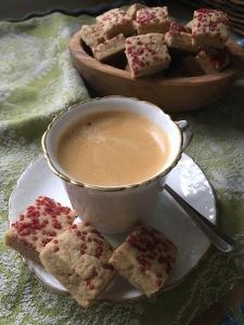 dairy-free Christmas shortbread