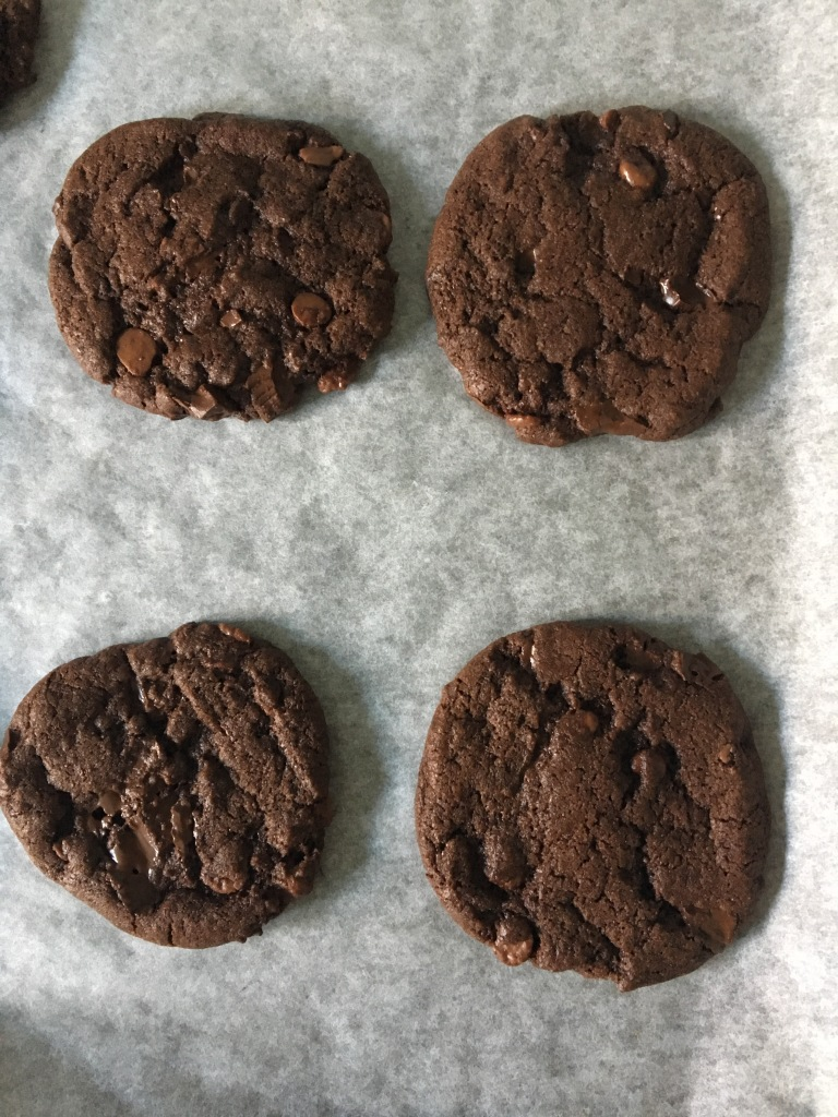 the best ever egg-free dairy-free chocolate cookies