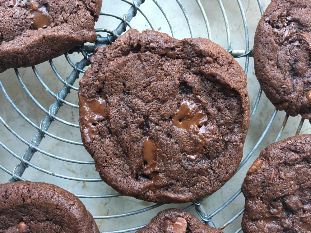 the best every dairy-free chocolate cookie