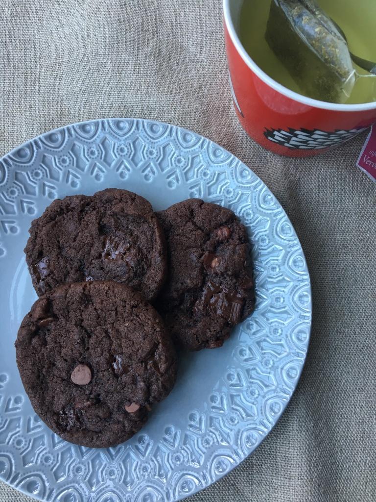 the best ever vegan chocolate biscuit