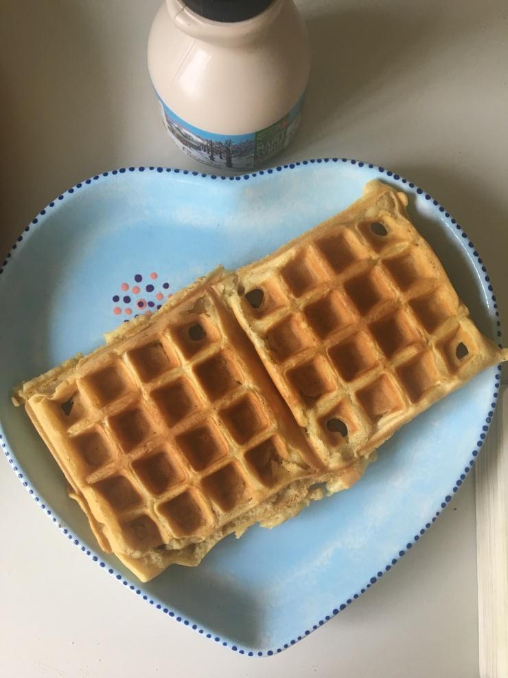 nut-free waffles
