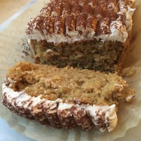 Cappuccino Coffee Cake