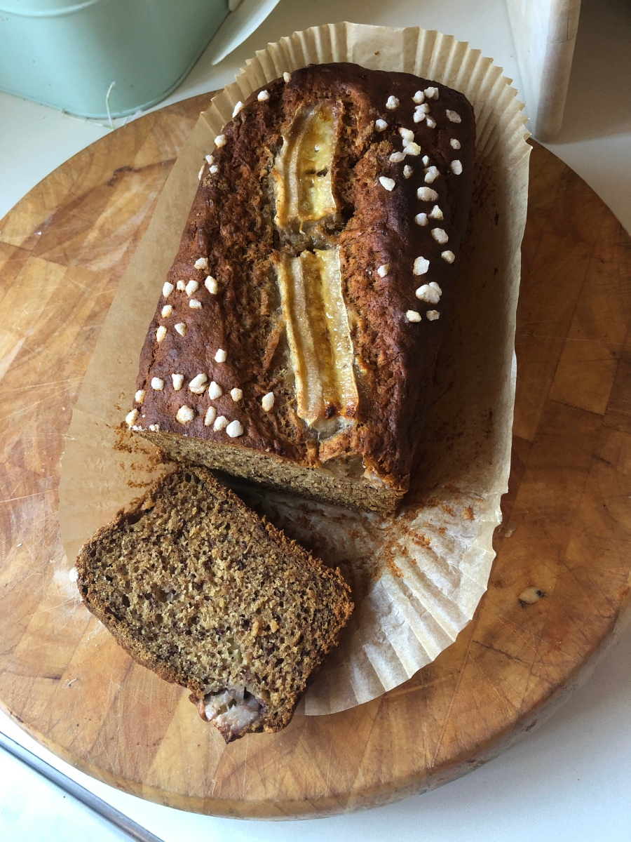 Jamaican Spiced Banana Bread