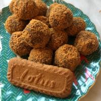 Biscoff Chocolate Truffles