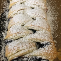 Decadent Chocolate Braid