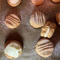Ginger Cream Yo-Yo Biscuits