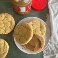 Cinnamon sugar cookies aka snickerdoodles